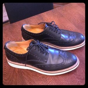 Size 13 Sperry Gold Cup wing tips
